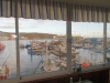 Ausblick auf den Hafen