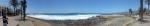 Strand in Playa las Americas