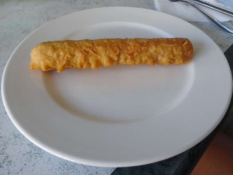 battered Sausage