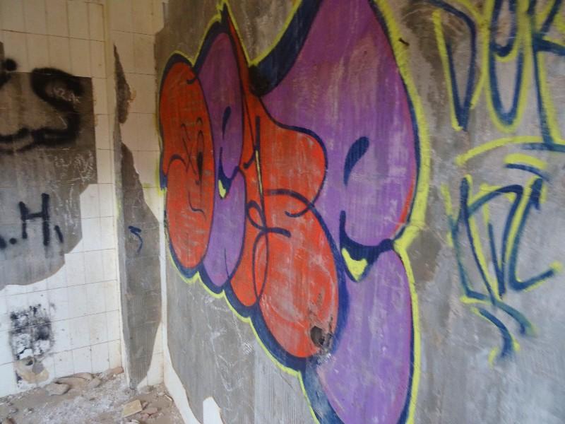 Malereien im Inneren