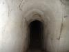 Abstieg in untere Bunkerebene