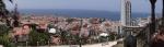 Blick auf Puerto vom Parque Taoro aus