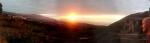 Sonnenuntergang im Orotava-Tal